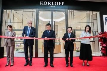 黑钻魅影 梦赋新光 法国独立珠宝品牌KORLOFF卡洛芙中国首家精品店悦耀开幕